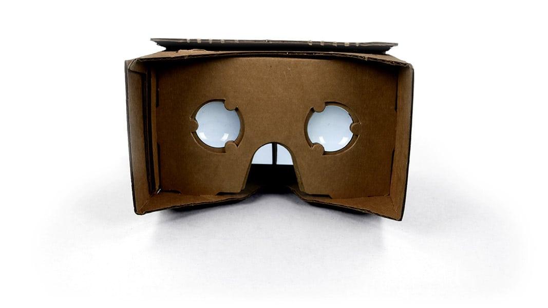 295f60a1f نظارة جوجل الكرتونية لواقع افتراضي ثلاثي الأبعاد، اصنعها بنفسك بسهولة  (فيديو) – سايوير